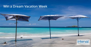 Grand Tournament Prize Dream Vacation Week from Interval International