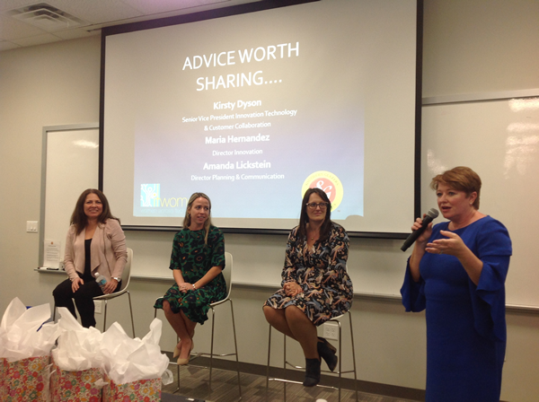 Career Advice Worth Sharing panel, ITWomen Leadership Insights, Southern Glazer's Spirits & Wine May 2, 2019