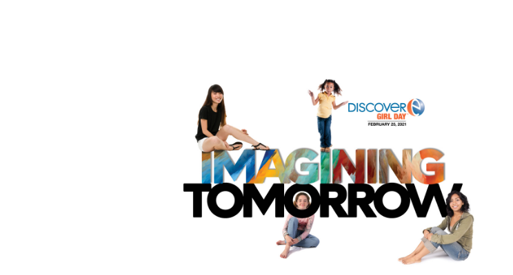 Imagine Tomorrow Introduce a Girl to Engineering 2021 National Engineers Week