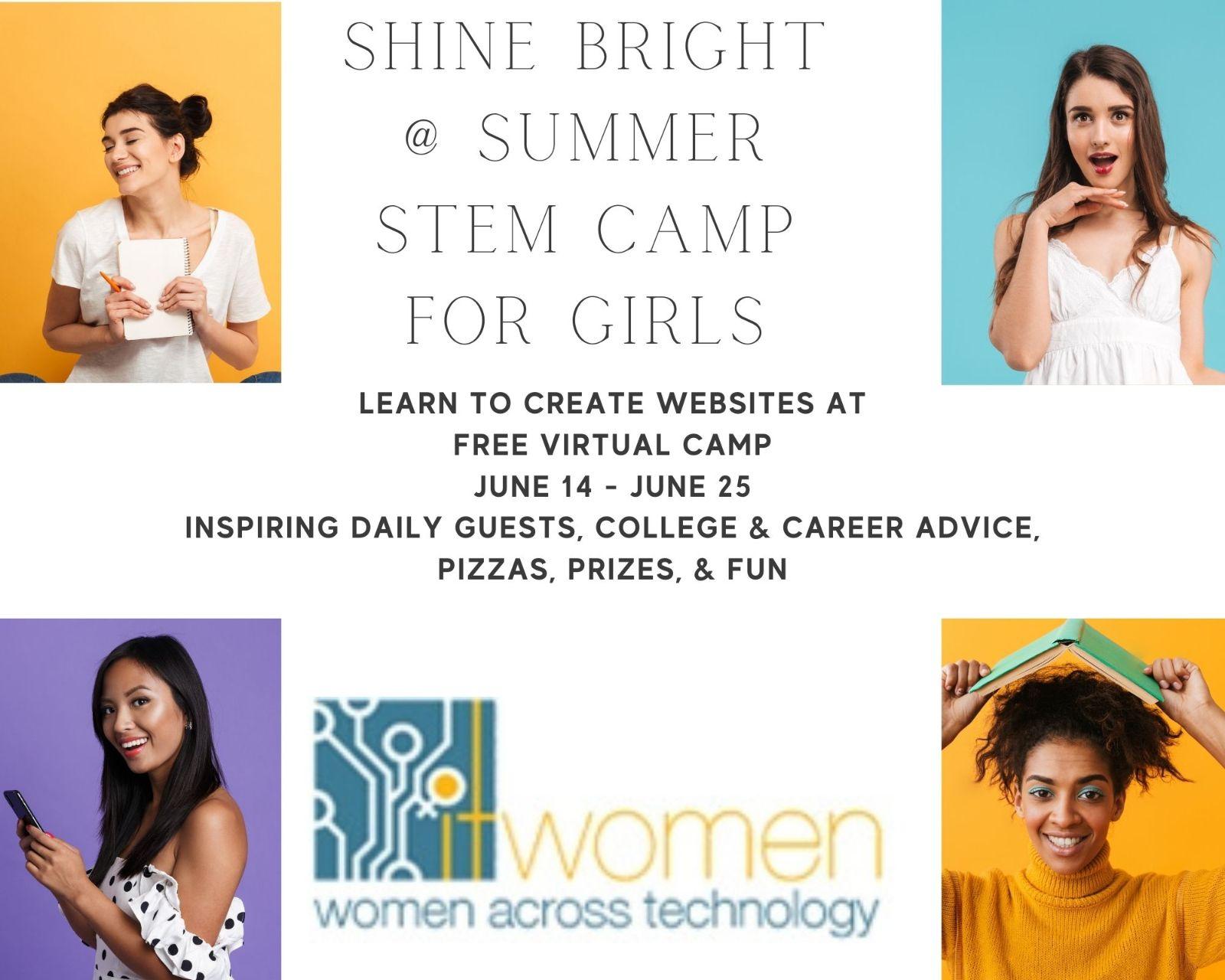 ITWomen Girls Summer STEM Camp
